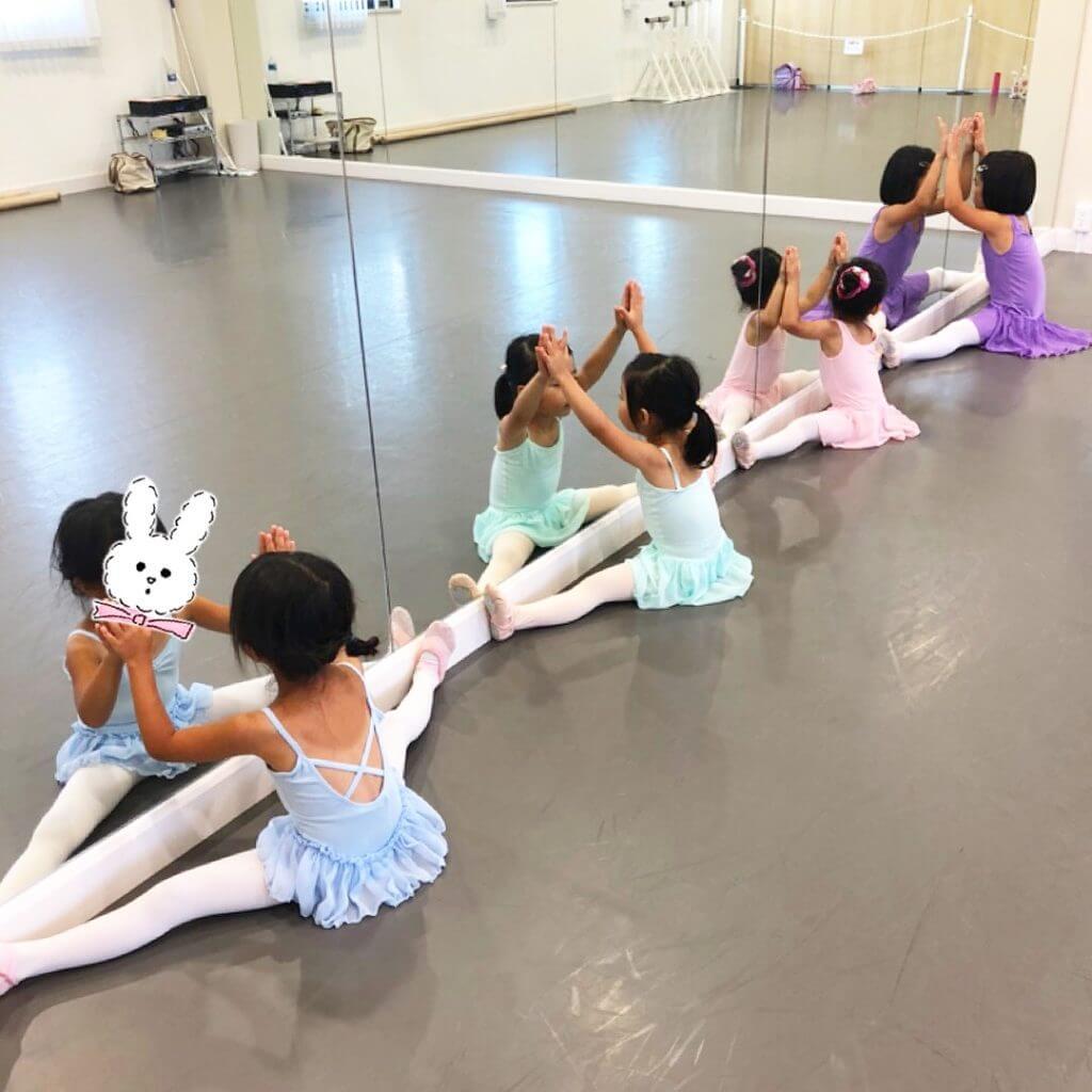 そのO脚バレエで改善できます!/尼崎 バレエスタジオ